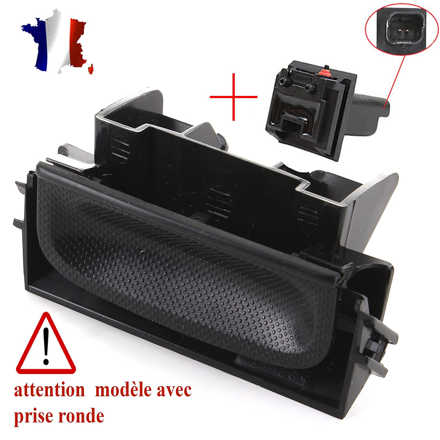 exquisite design fresh styles factory outlet Electric Car Boot Handle - Hatchback - For Citroen C4 ...