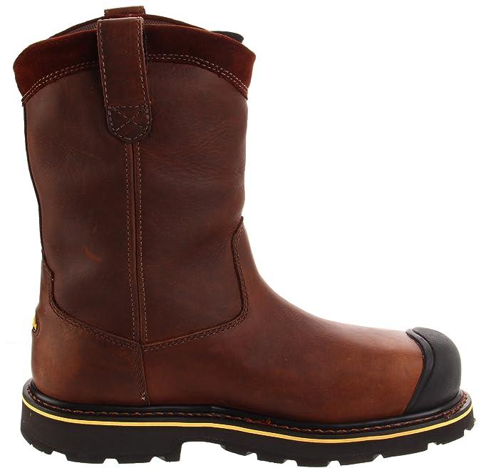 Amazon.com | KEEN Utility Mens Dallas Wellington Steel Toe Work Boot | Industrial & Construction Boots