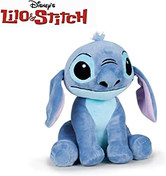 Disney Peluche Stitch Grande, 30 cm: Amazon.it: Giochi e giocattoli