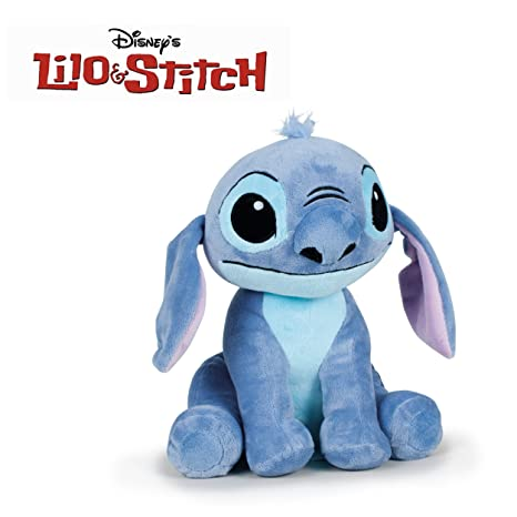 Play Stitch 12-Inch Disney Lilo y Stitch TV Series Plush Soft Toy