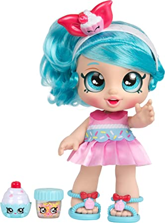 "Kindi Kids Snack Time Friends, Pre-School 10"" Doll - Jessicake"