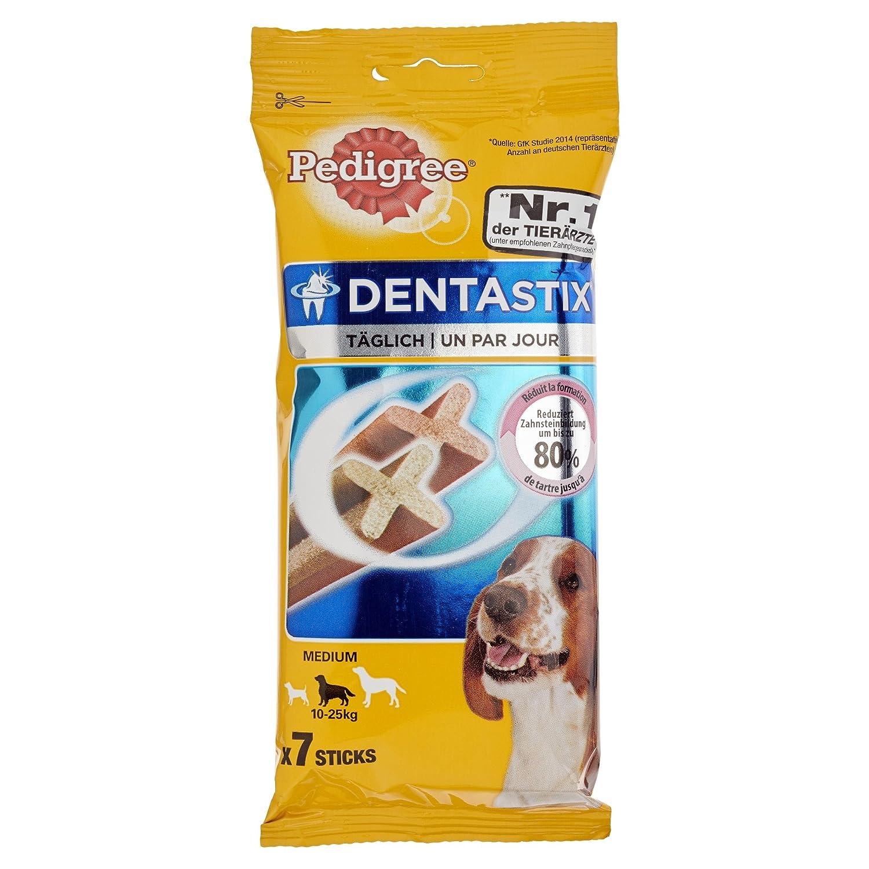 Pedigree DentaStix Hundesnack medium, 7 Sticks, 180 g 103986