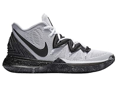 19bd972131e9a Nike Men's Kyrie 5 Kyrie Irving/White Nylon Basketball Shoes 15 M US