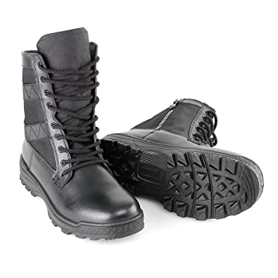 bca81b31ca8 BURG890Z.8i Flex Trainer Duty Boot (Side Zipper) (36 (US Ladies