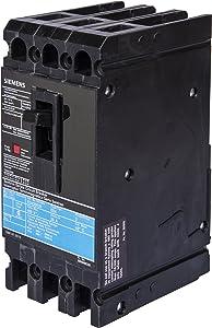 Siemens ED43B100 Circuit Breaker, Type ED4, 100 Amp, 3 Pole