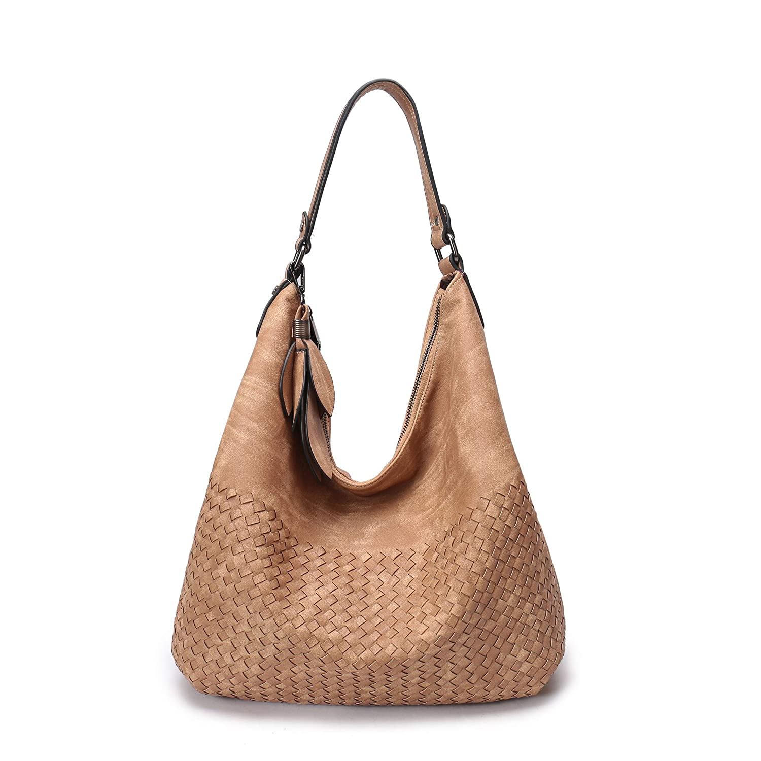 376826c2d86a GOOD MATERIAL -It is made of vintage PU Leather,lining and durable hardware  ,gold accents are well done. Size: 18.5*5.12*13.8Inch(L*W*H)