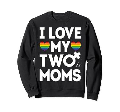 my moms a lesbian