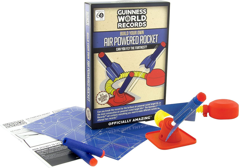 Guinness World Records GWR Aire Rocket Powered: Amazon.es: Juguetes y juegos