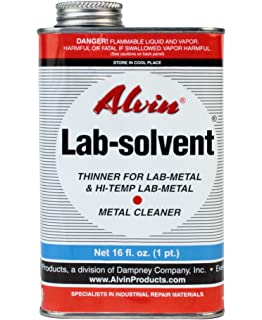 Glues, Epoxies & Cements Charitable Alvin 14 Oz Lab Metal Repair And Patching Compound Withstands Temps Up To 1000f Adhesives, Sealants & Tapes