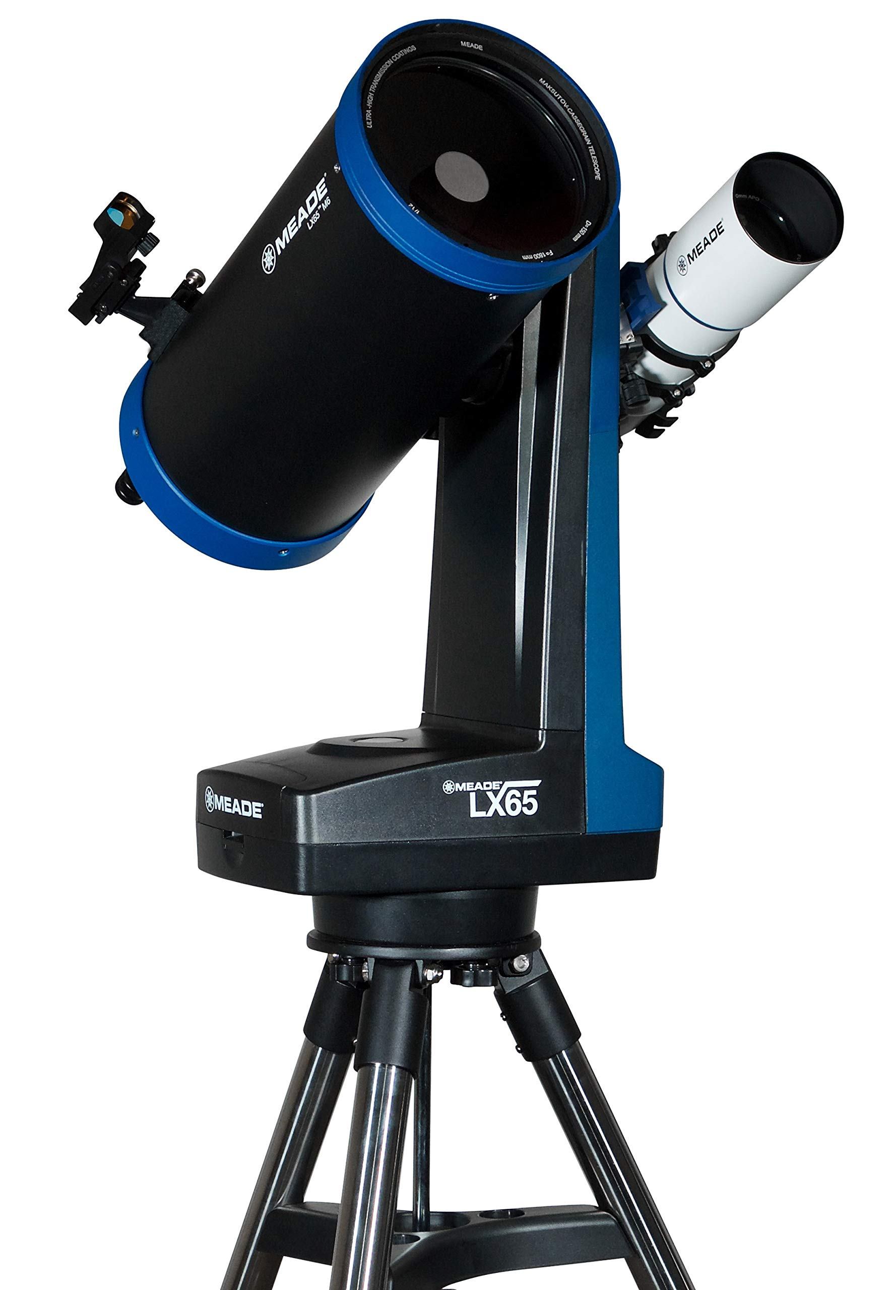 Meade Instruments 228002 Lx65 6 Inch Maksutov-Cassegrain Telescope with AudioStar by MEADE