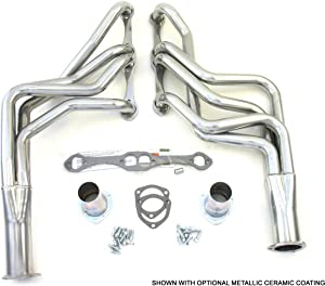 """Patriot Exhaust H8047 1 5/8"""" Exhaust Header for Small Block Chevrolet 67-71 Raw"""