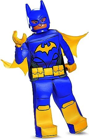 LEGO Batman 23750l-eu Batgirl disfraz de Classic: Amazon.es ...