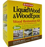 Abatron Wrk60r Wood Restoration Kit, 24 Oz