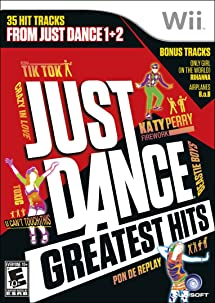 4396b9162 Amazon.com  Just Dance Greatest Hits - Nintendo Wii  Video Games