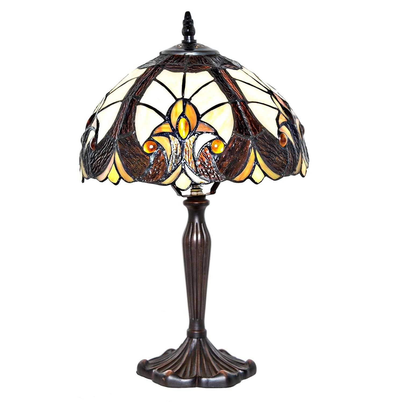 Amazon.com: Río de bienes 16-Inch Lámpara de mesa de estilo ...