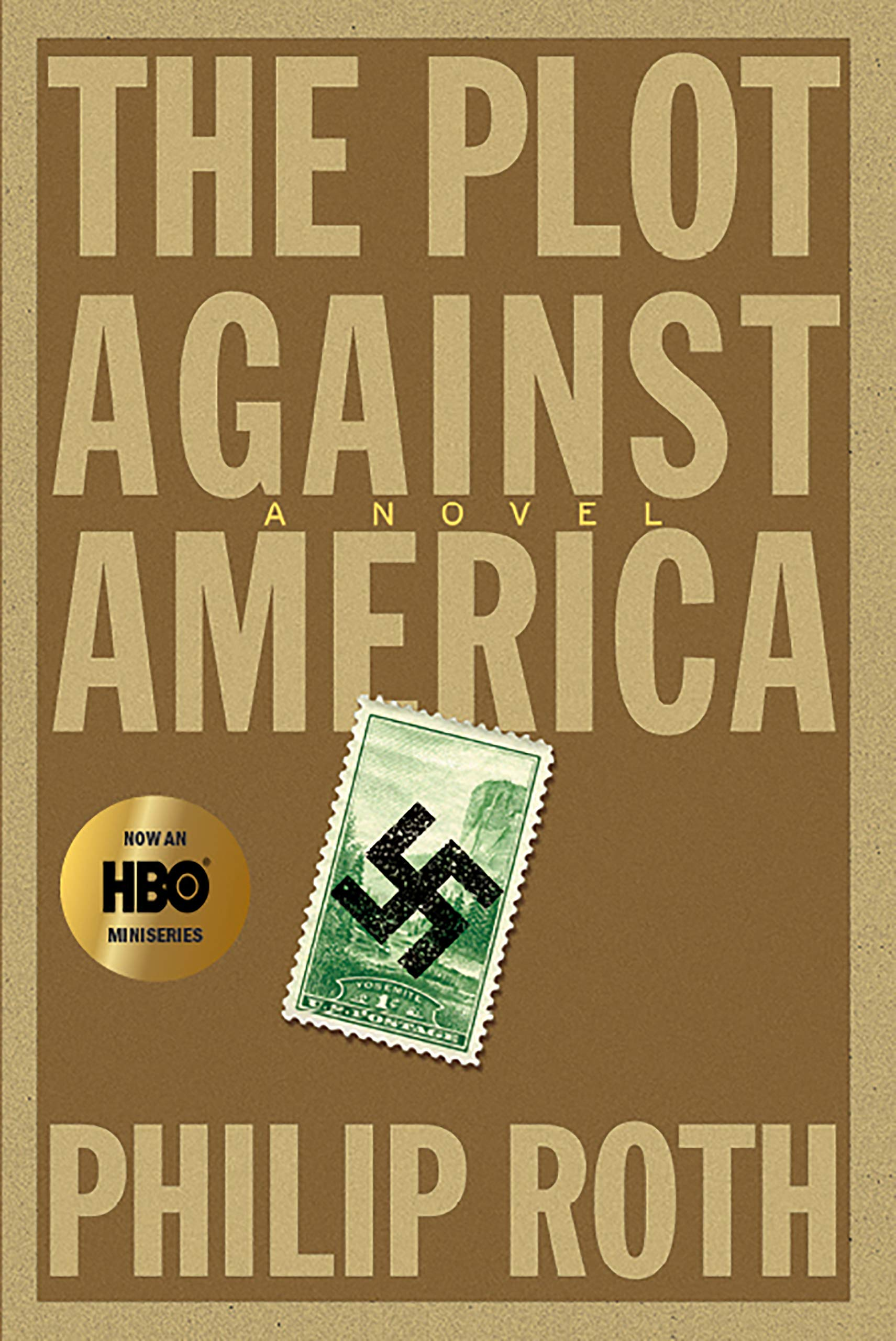 The Plot Against America: A Novel book cover
