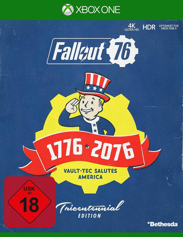 Fallout 76 Tricentennial Edition [Xbox One ] [Importación alemana ...