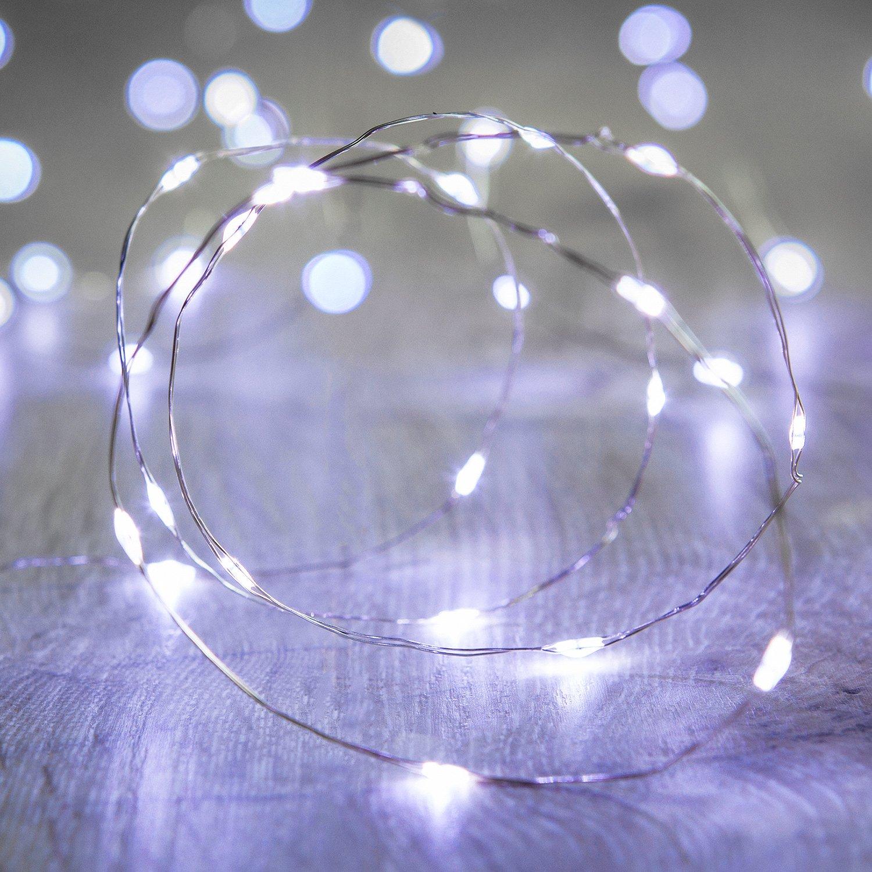 81c5hRkMdAL._SL1500_ Wunderschöne Lichterkette Mit Batterie Und Zeitschaltuhr Dekorationen