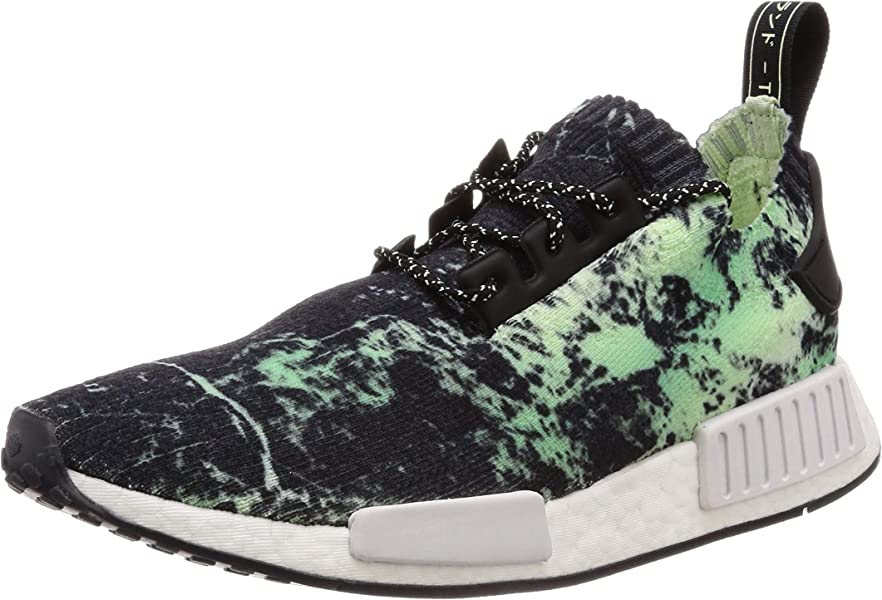 huge discount 6953f 53fba NMD R1 PK - BB7996 - Color: Black-Green - Size: 11.0