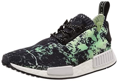 95e7a78e5 adidas Originals NMD R1 Primeknit Black  Amazon.co.uk  Shoes   Bags