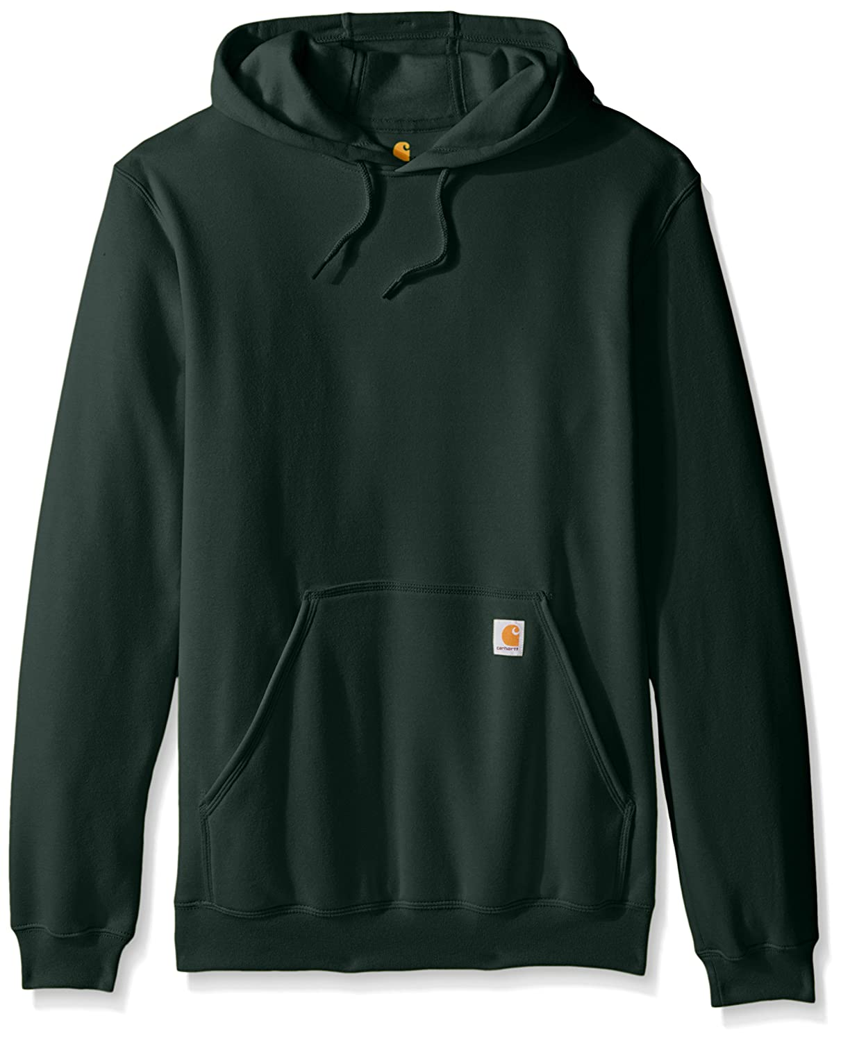 Carhartt Men's Big & Tall Midweight Sweatshirt Hooded Pullover Original Fit K121 Carhartt Sportswear - Mens