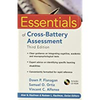 Essentials of Cross-Battery Assessment: 84