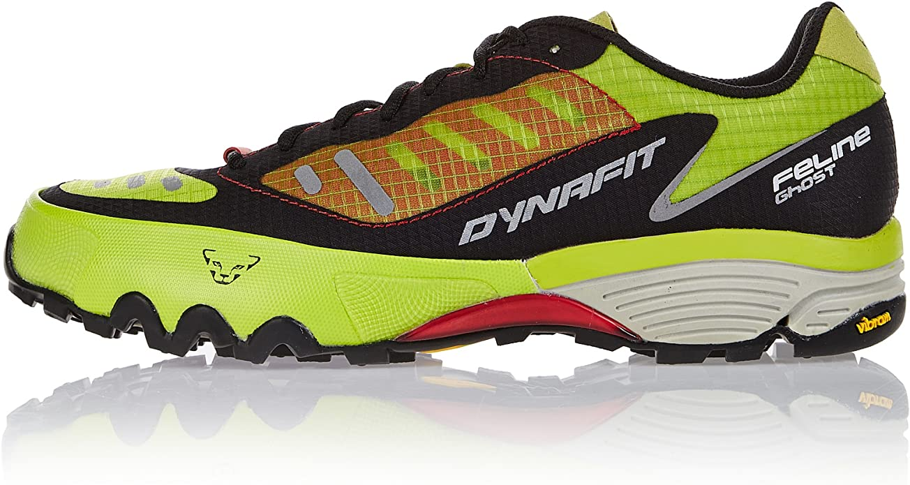 DYNAFIT Zapatillas Ms Feline Ghost Verde EU 42 (UK 8): Amazon.es: Zapatos y complementos