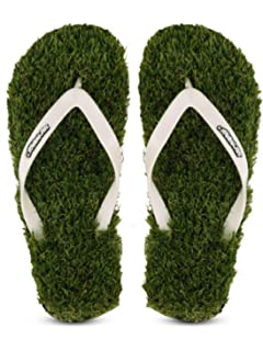 3fd9671ba85b0 Sole Threads Men s Grass Flip-Flops and House Slippers  Buy Online ...