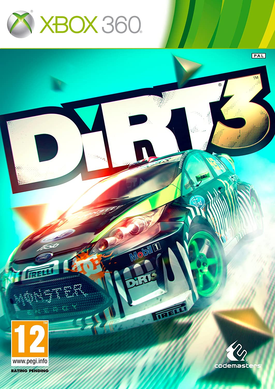 Import Anglais]Dirt 3 Game XBOX 360: Amazon.es: Electrónica