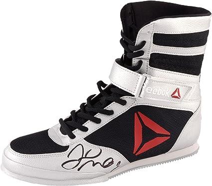 Reebok Mayweather Fanatics Autographed Shoe Floyd Boxing Authentic 3LcAjq4SR5