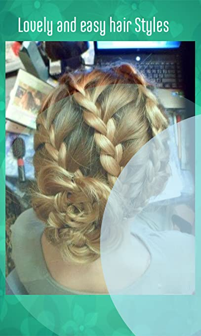 Amazon Hairstyle Tutorials For Girls Appstore For Android