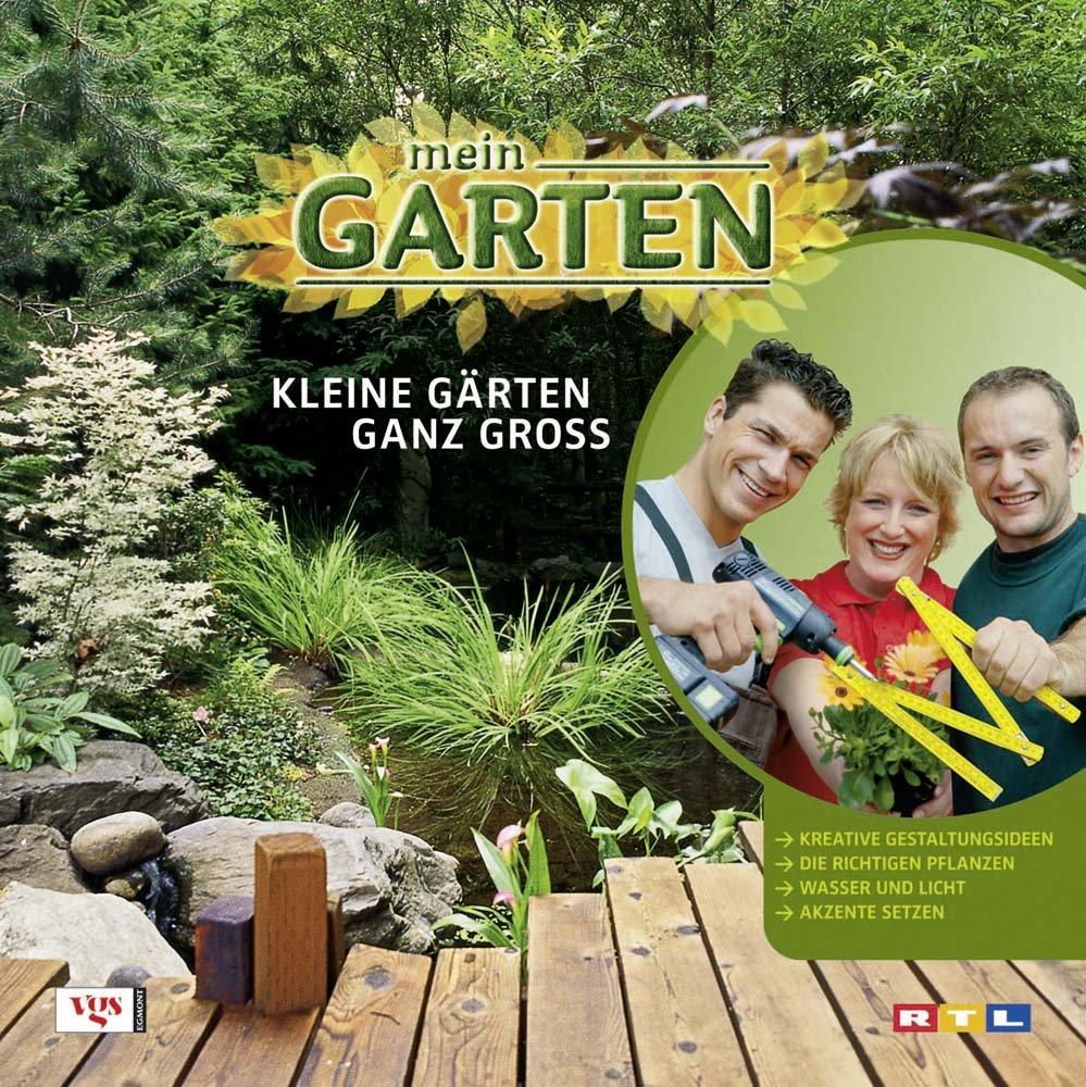 Mein Garten Kleine Gärten Ganz Groß Amazonde Bernd Franzen Bücher