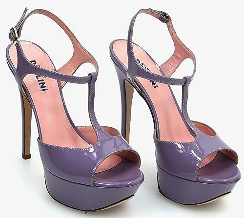 Sandalo Vernice Glicine Art Scarpa Pollini 8xnwnkzop0 Donna Lilla sQdrBtCxh