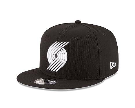 c7cb2e4514144 Amazon.com   New Era NBA Portland Trail Blazers Men s 9Fifty Snapback Cap