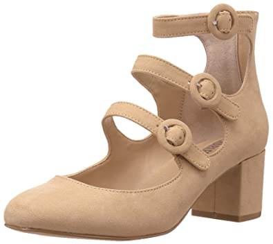 Style by Charles David Women's Ludlow Pump Beige Size 8.5