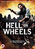 Hell on Wheels - Season 3 [DVD]