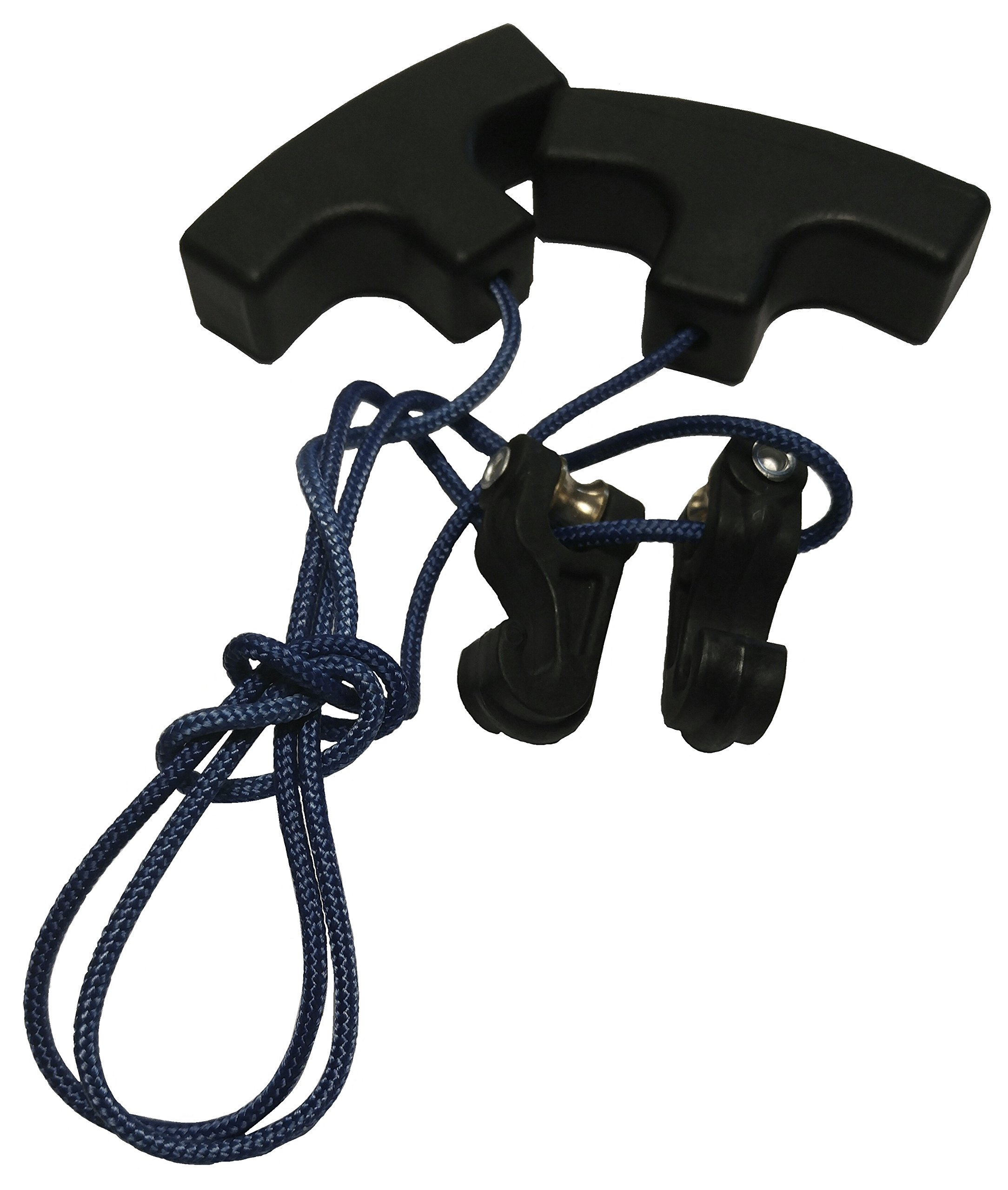 Bowtactix Universal Double Handle Crossbow Rope Cocking Device (Crossbow Cocker)