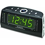 Roberts Chronoplus2 FM/MW Dual Alarm Clock with Instant Time Set