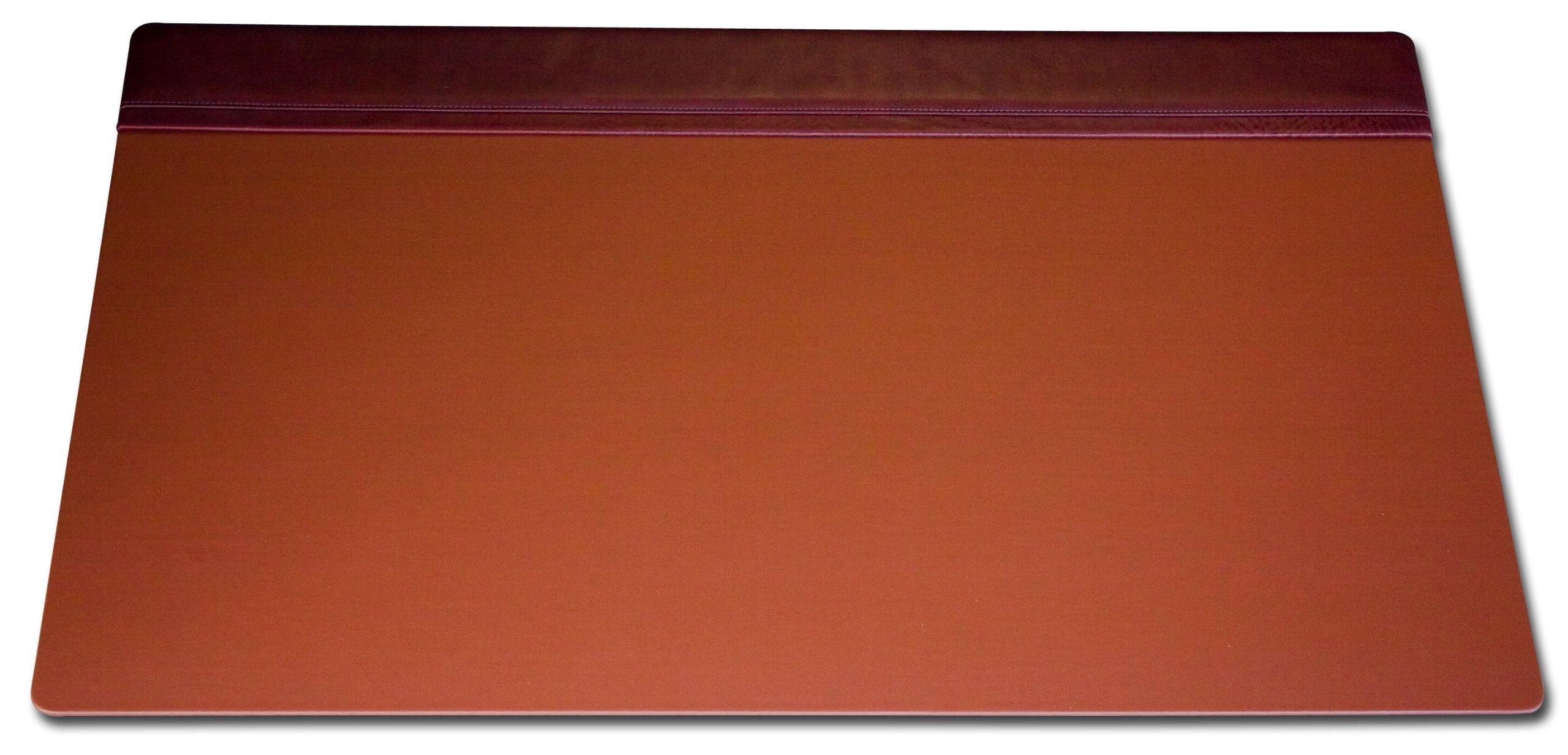Dacasso Mocha Brown Top-rail Pad, 34 by 20-Inch