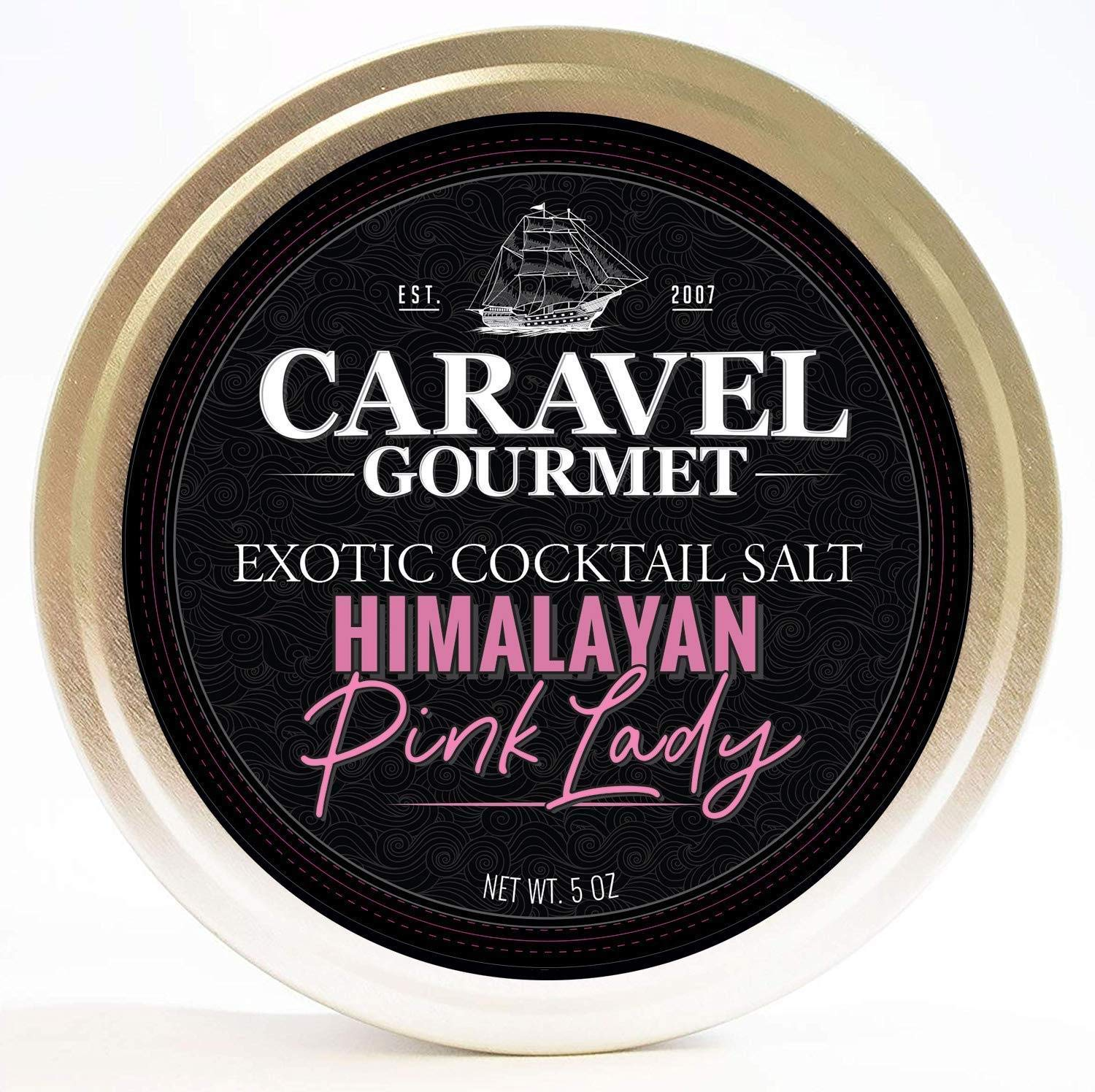 Caravel Gourmet Salt Ccktal Extc Pnk Lady 5.0 OZ (Pack of 12)