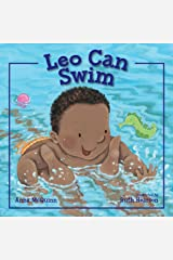 Leo Can Swim Hardcover