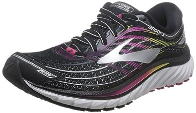 Brooks Glycerin 15 Damen Laufschuhe black-pink Größe 42,5