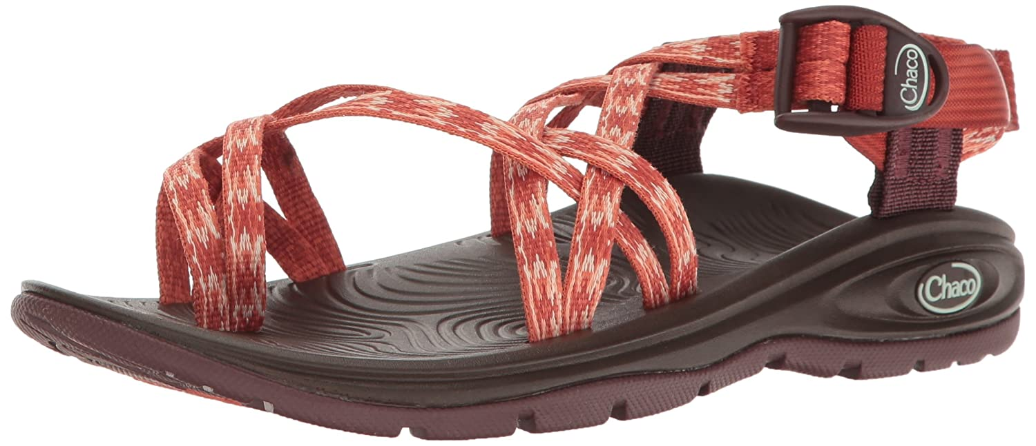 Chaco Women's Zvolv X2 Athletic Sandal B01H4XEO3Y 6 B(M) US|Knotted Ginger