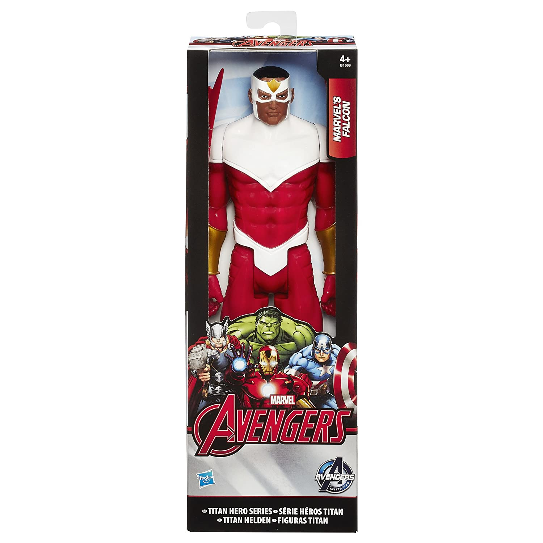 Hasbro B1668ES0 - Avengers Titan Hero Falcon