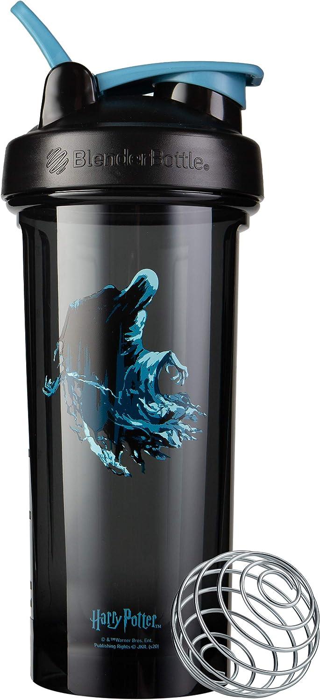 BlenderBottle Harry Potter Pro Series 28-Ounce Shaker Bottle, Dementor
