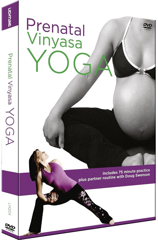 Prenatal Vinyasa Yoga [DVD] [Reino Unido]: Amazon.es: Cine y ...