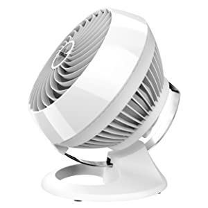 Vornado CR1-0253-43 460 Small Whole Room Air Circulator Fan, White