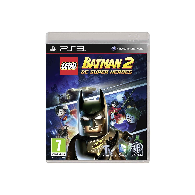 LEGO Batman 2: DC Super Heroes (PS3): Amazon.co.uk: PC ...