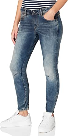 G-STAR RAW ARC 3D Mid Waist Skinny Jeans para Mujer