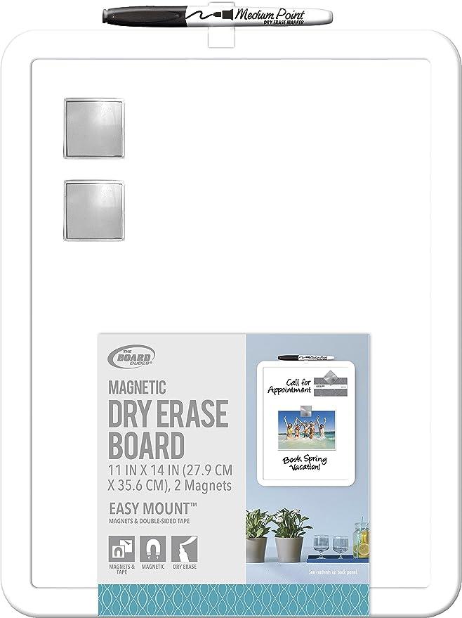 Amazon.com: Board Dudes 11x1423 pulgadas pizarrón ...